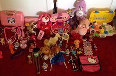 Girl's/Daycare/preschool Mixed Pretend Play Toy Lot  | eBay