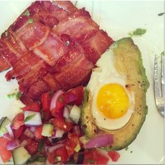 California Paleo Breakfast