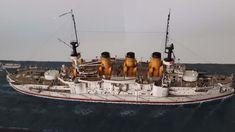 Port Arthur, Model Ships, Battleship, Boat, Gallery, Concept Ships, Dinghy, Boats, Ship