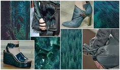 Trends // Fashion Snoops - F/W 2015-16 Women'S Accessories Color Trends