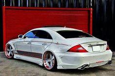 Sick Mercedes-Benz CLS550