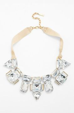 Beige Necklace by Vince Camuto. Buy for $167 from Nordstrom