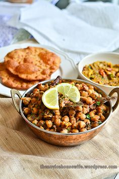 Garam Masala Tuesdays: Channa Masala with easily available ingredients