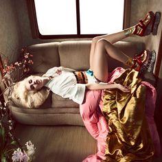 Mode stylist / Sissy Vian