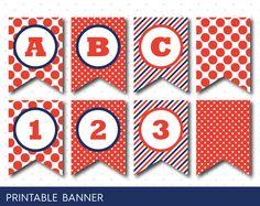 Blue Banner Grey Banner Oh Baby Banner Oh Boy Banner Printable
