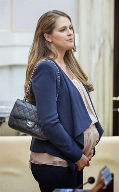 !! REAL- MY ROYALS !!: Queen Silvia and Princess Madeleine