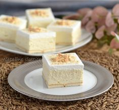 Sweet Desserts, Sweet Recipes, Baking Recipes, Cookie Recipes, Kiflice Recipe, Torta Recipe, Kolaci I Torte, Torte Cake, Croatian Recipes