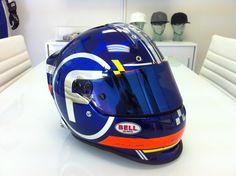 Bell HP3 Carbon C.Ford 2012 by Brett King Design
