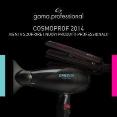 Dal 4 al 7 aprile Gama Professional vi aspetta al #Cosmoprof Bologna! In esclusiva la nuova linea di strumenti professionali dedicati ai saloni, #styling gratuiti, prodotti in omaggio e altre sorprese... Stay tuned!  http://blog.gamaprofessional.it/eventi/gama-professional-al-cosmoprof-2014  #cosmoprof2014 #piastre #piastra #capelli #hair #dryer #dryers #hairdryer #hairdryers #blowdry #blowdryer #straightener #straighteners #hairstraightener #hairstraighteners #styler #beautytechnology