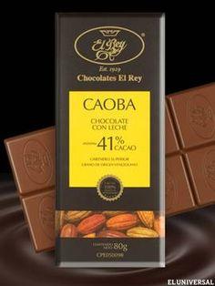 Chocolate El Rey recibió siete medallas de oro en premio internacional