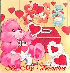 Care Bears Valentine's