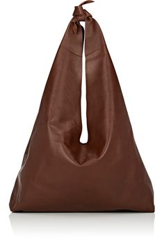 THE ROW Bindle Shoulder Bag. #therow #bags #shoulder bags #leather #