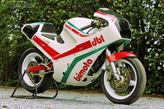 There are few motorcycles more exotic than a Bimota. And this machine, which has just gone up for sale for $80,000, is one of the most covetable Bimotas of all—the 1986 DB1R racer.