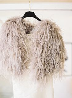 feather wrap