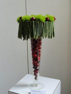"""Exposition d'art floral : """"La gourmandise"""""""