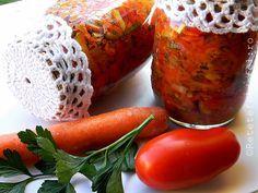 zarzavat pentru ciorbe My Recipes, Preserves, Pickles, Sushi, Frozen, Homemade, Canning, Vegetables, Breakfast