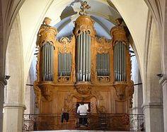 Orgue Jullien de la collégiale Saint-Jean-Baptiste à Roquemaure