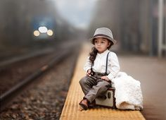 Photo It's A Big World Out There. by Lilia Alvarado on
