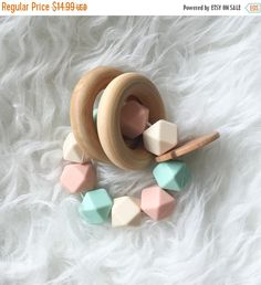 Hey, I found this really awesome Etsy listing at https://www.etsy.com/au/listing/269216896/sale-wooden-teether-natural-toys-organic