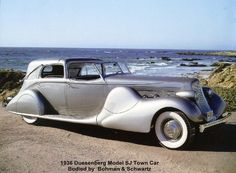 """Listed below are a selection of useful sites relating to """"1936 Duesenberg Model SJ Town Car"""". Description from ayay.co.uk. I searched for this on bing.com/images"""