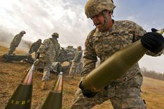 Indiana Guard Fires Historic Artillery Mission