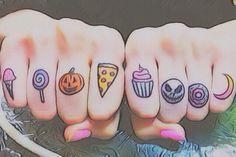 Lollipop Tattoo