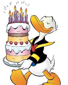 happy birthday wishes Donald Duck Disney Happy Birthday Images, Birthday Images For Her, Funny Happy Birthday Images, Happy Birthday Wishes Cards, Birthday Wishes And Images, Happy Birthday Quotes, Dallas Cowboys Happy Birthday, Donald Duck, Birthdays