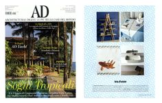 August'15 #AD - #table #homedecor #ss15 #danieladallavalle