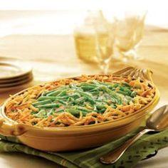 Campbells Green Bean Casserole