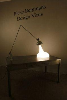 virus lamp ... hehehe :)