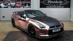 GTR CHROME ROSE GOLD