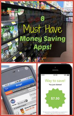 My Top 8 Favorite Money Saving Apps! Here are 8 of my favorite Must Have Money Saving Apps! I have mentioned a few phone apps before. I really like using the coupon apps – they're so easy to use ...