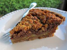 Plain Chicken: Chocolate Cheesecake Pecan Pie