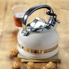 Kitchenaid Wasserkessel discover the kitchenaid stove top kettle stainless steel at amara