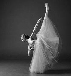 Ballerina Valeria Lyakina