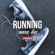 Running never lies This run is one step to your lean, sexy, dream body. http://www.gymaholic.co/workouts #fit #fitness #fitblr #fitspo #motivation #gym #gymaholic #workouts #nutrition #supplements #muscles