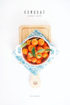 Oh So Pretty: Kumquat Water