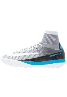 detailed look ba1c7 773d0 Haz clic para ver los detalles. Envíos gratis a toda España. Nike  Performance MERCURIALX PROXIMO II TF Botas de fútbol multitacos wolf  grey white pure ...
