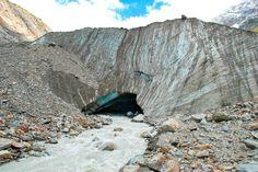 glacier gate