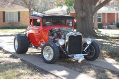 Ford Model A Street Rod