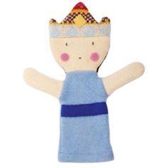Hand Puppet - Princess