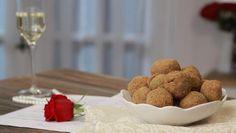 Almôndegas de Beringela de Queijo à Maria Callas - receita | 24Kitchen