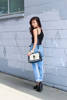 Karen Yeung IAMKARENO Fashion Blogger San Francisco Streetstyle Photography by Ryan Chua