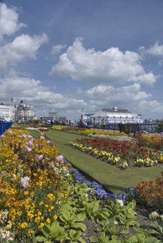 breathtakingdestinations:  Eastbourne - England (byBerit...
