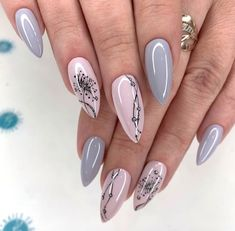 New Years Nail Designs, New Years Nail Art, Nail Art Designs Videos, Stylish Nails, Trendy Nails, Sparkle Gel Nails, Simple Gel Nails, New Year's Nails, Nagel Gel