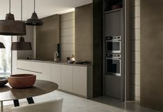 Design kitchens Blade are the most important collection of Modulnova; Modern Kitchen made to celebrate first twenty Years of the Company Home Goods Decor, Home Decor, Interior Design Inspiration, Kitchen Interior, Interior Architecture, House Design, Blade, Kitchen Designs, Kitchen Ideas