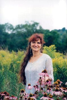 Rosemary Gladstar - herbalist hero!