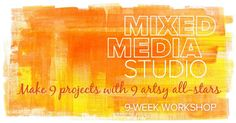 Mixed Media Studio | Big Picture Classes