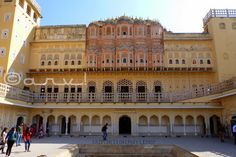 most famous tourist attraction hawa mahal from inside maharajah sawai pratp singhji