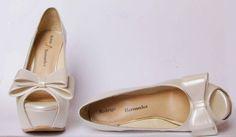 Zapatos de Novia, Rodrigo Hernández Color Ivory Búscanos en Facebook Rodrigo Hernandez